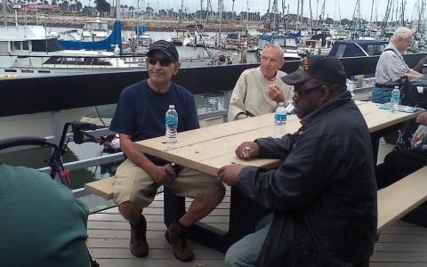 The Veterans Picnic on the Water