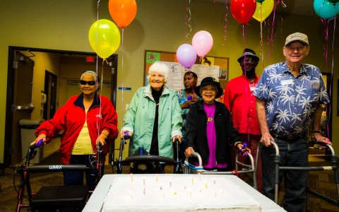 Senior Care – Oxnard Family Circle